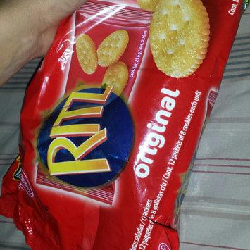 Photo of RITZ Crackers Original uploaded by Birnalisis C.