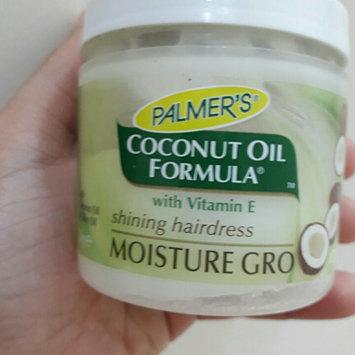Photo of Palmer's Coconut Oil Formula with Vitamin E Shining Hairdress Moisture Gro uploaded by nesrin e.