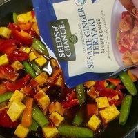 Seeds of Change® Certified Organic Simmer Sauce Sesame Ginger Teriyaki uploaded by Meg t.