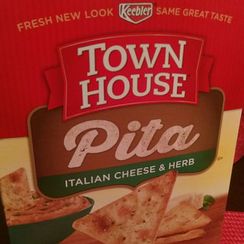 Photo of Keebler Town House Pita Italian Cheese & Herb uploaded by Mary R.