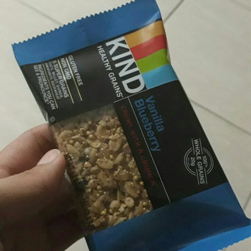 Photo of KIND® Granola Bar Vanilla Blueberry uploaded by Gisselle C.