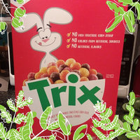 Trix Cereal Wildberry Red Swirls uploaded by kandiss J.