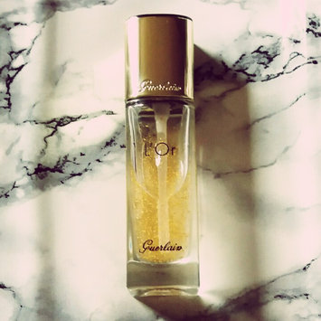 Photo of Guerlain L'or Radiance Concentrate With Pure Gold Make-up Base 1.1 oz uploaded by Anna M.