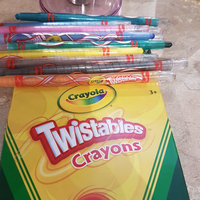 Crayola - Twistables Crayons 12-Pack Pouch uploaded by Kathy M.