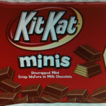 Kit Kat® Triple Chocolate Snack Size Halloween Candy Bars, 10.29 oz uploaded by Pamla l.