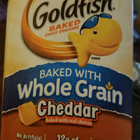 Goldfish® Whole Grain Cracker uploaded by brandi a.