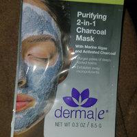 Derma E 2 In 1 Charcoal Mask 0.3 oz uploaded by keren a.