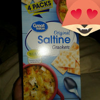 Great Value Crispy Crackers uploaded by Amy E.