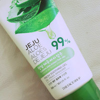 The Face Shop - Fresh Jeju Aloe Smoothing Gel 300ml 300ml uploaded by Sabi T.