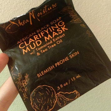 Photo of SheaMoisture African Black Soap Clarifying Facial Wipes uploaded by Isabel H.
