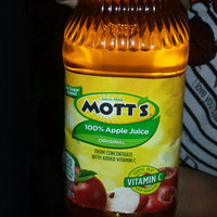Mott's® 100% Original Apple Juice uploaded by Anyi Mabel C.