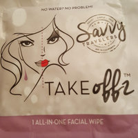 Savvy Traveler Take Offz Towelettes uploaded by Nonnie M.