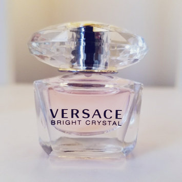 Photo of Versace Bright Crystal Eau de Toilette Spray uploaded by Amber M.