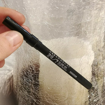 Photo of Urban Decay 24/7 Velvet Glide-On Eye Pencil uploaded by Michelle L.