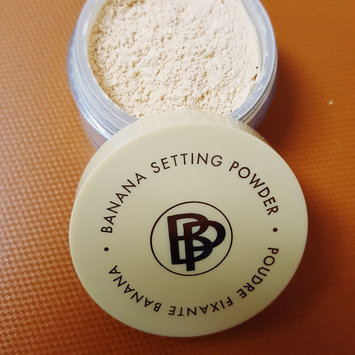 Photo of Bella Pierre Cosmetics Banana Setting Powder uploaded by Anaibel F.