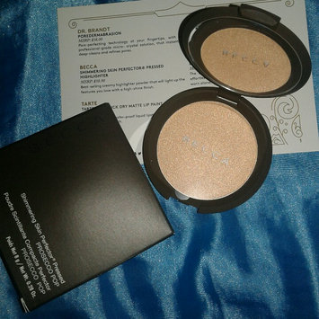 BECCA Shimmering Skin Perfector® Pressed Highlighter uploaded by Kristal R.