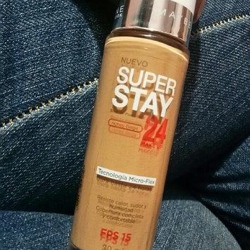 Maybelline Super Stay 24 HR Foundation uploaded by NINETT V.