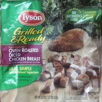 Tyson Grilled & Ready Diced Chicken Breast Oven Roasted uploaded by Tammy M.