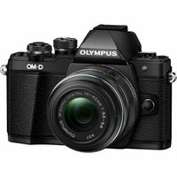 Olympus OM-D E-M10 Mirrorless Micro Four Thirds Digital Camera with 14-42mm Lens uploaded by AbdÕù Y.