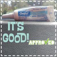Baby Orajel Teething Pain Medicine, Gel, Cherry Flavor 0.33 Oz / 9.4 G (Pack of 3) uploaded by Amanda B.