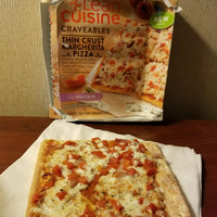 Lean Cuisine Culinary Collection Wood Fire Style Margherita Pizza uploaded by Amber M.