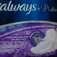 Always Infinity Size 2 Super Pads with Wings Unscented uploaded by Diana P.