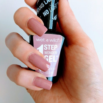 wet n wild 1 Step WonderGel™ Nail Color uploaded by Robyn D.