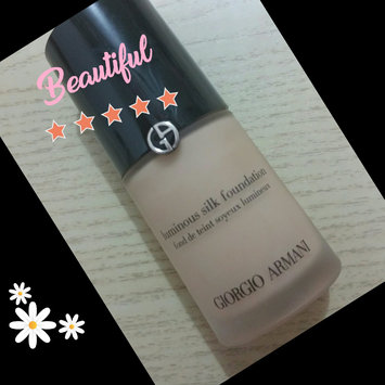 Giorgio Armani Luminous Silk Foundation uploaded by Butheina R.