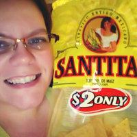 Santitas White Corn Blend Tortilla Chips uploaded by Elisa A.