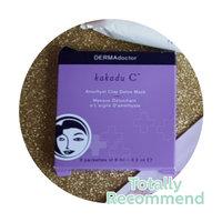 DERMAdoctor Kakadu C Amethyst Clay Detox Mask uploaded by Kelly W.
