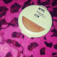 NYC Smooth Skin 2-in-1 Compact Foundation and Concealer, Medium uploaded by Stephanie L.