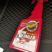 Meguiars A3332 Quick Detailer Mist & Wipe 32oz. uploaded by Will A.