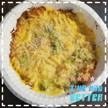Photo of Amy's Kitchen Amy's Bowls Broccoli & Cheddar Bake Meal 9.5 oz uploaded by brandi a.
