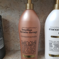 OGX® Brazilian Keratin Therapy Conditioner uploaded by Will A.