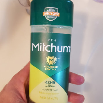 Photo of Mitchum for Women SmartSolid Clinical Performance Anti-Perspirant & Deodorant Invisible Stick Powder uploaded by Will A.