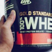 Whey Gold Standard Extreme Milk Chocolate uploaded by Yᴏᴜɴᴇss O.