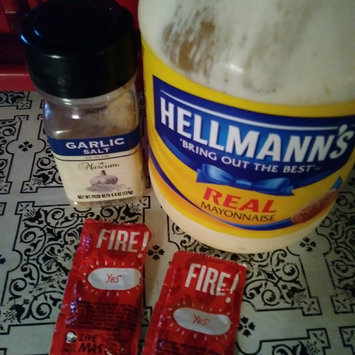 Photo of Hellmann's Real Mayonnaise uploaded by Katie C.