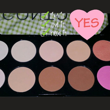 Photo of L.A. COLORS I Heart Makeup Contour Palette uploaded by stephania p.