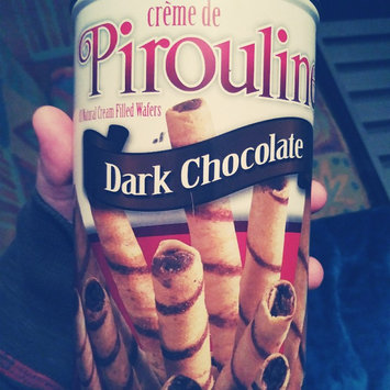 Photo of Pirouline Artisan Rolled Wafers, Dark Chocolate, 14 oz, 2 pk uploaded by Katie C.