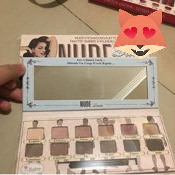Photo of theBalm NUDE 'dude Eyeshadow Palette w/Twinbeauty Brush uploaded by rachel.Z ..