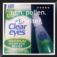 Clear Eyes Maximum Itchy Eye Relief Eye Drops uploaded by Rachel P.