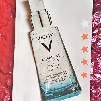 Photo of Vichy Mineral 89 Hyaluronic Acid Face Moisturizer uploaded by Tammy L.