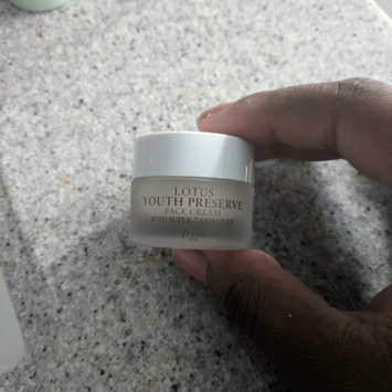 Photo of fresh Lotus Youth Preserve Face Cream uploaded by Shay W.