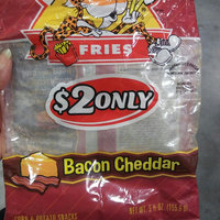 Chester's® Bacon Cheddar Fries Corn and Potato Snacks uploaded by Monica R.