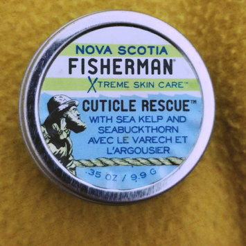 Nova Scotia Fisherman Cuticle Rescue with Kelp & Seabuckthorn uploaded by Auggie B.