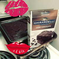 Ghirardelli Double Dark Chocolate Brownie Mix uploaded by Kelly S.