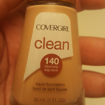 Photo of COVERGIRL Clean Liquid Makeup uploaded by iliana A.