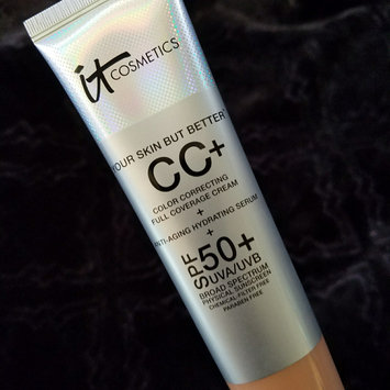 IT Cosmetics Your Skin But Better CC Cream with SPF 50+ uploaded by Carla S.