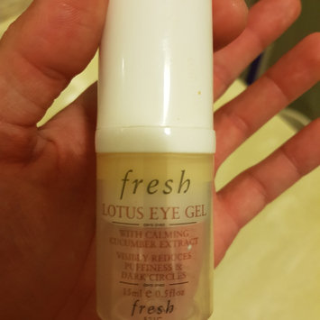 Photo of fresh Lotus Eye Gel uploaded by Will A.