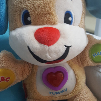 Photo of Fisher-Price Laugh & Learn Puppy, 1 ea uploaded by Jackeiry L.